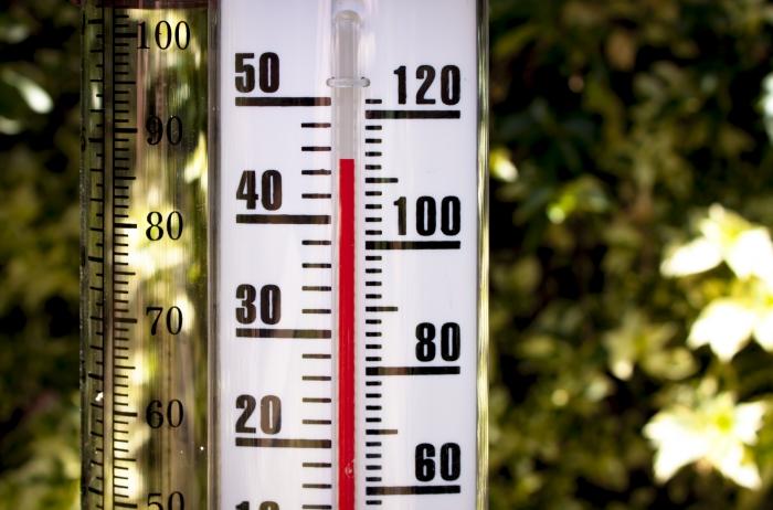 Koud, warm, heet ☀️